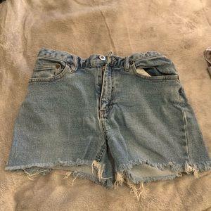 Vintage high waisted Ann Taylor shorts